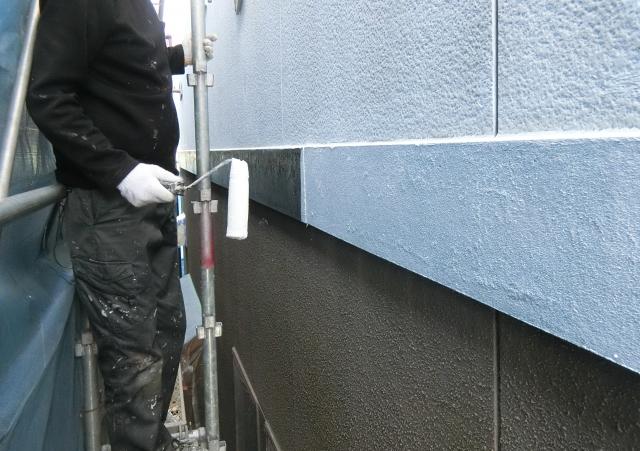 東京都杉並区内の外壁・屋根塗装・その他塗装|筑波塗装