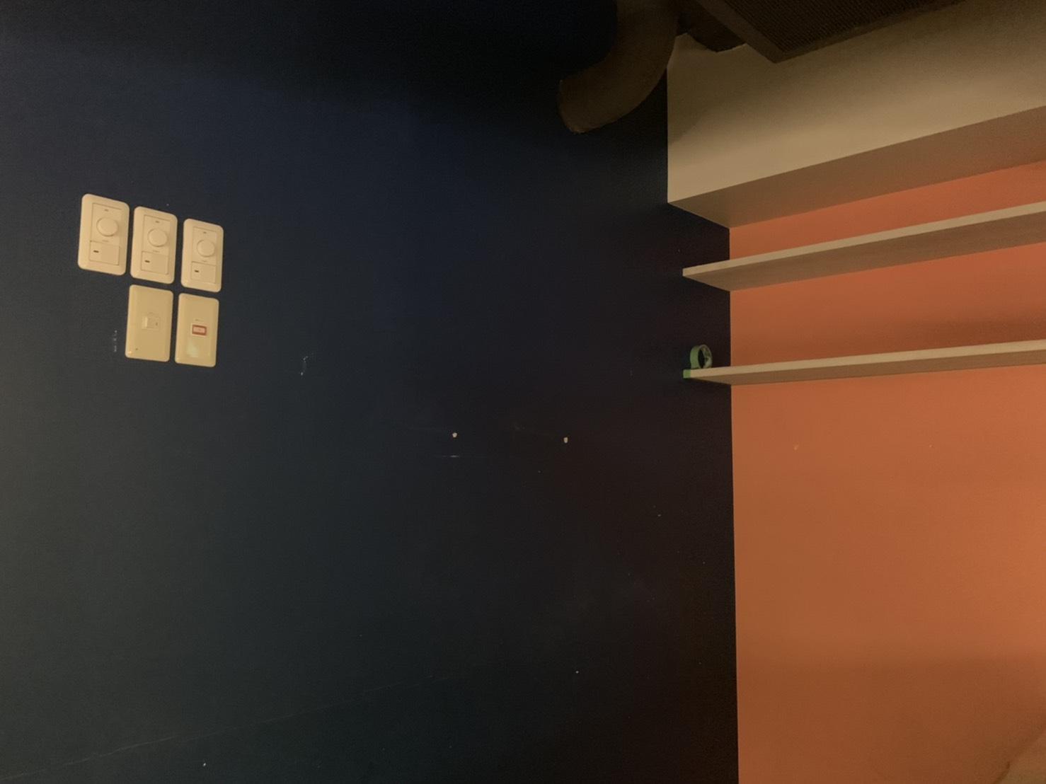 壁施工前2