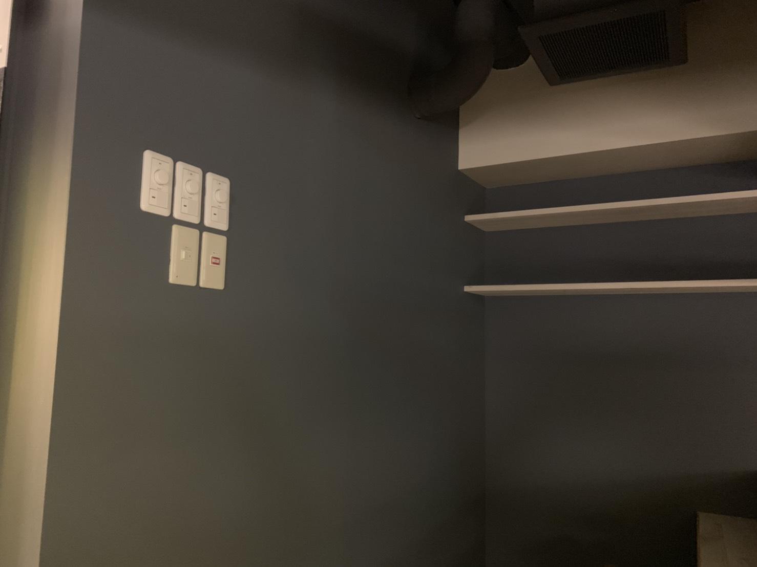 壁施工後2