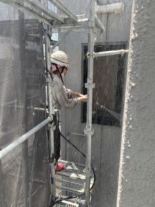 高圧洗浄/筑波塗装